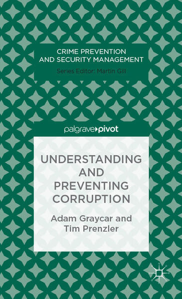 Understanding and Preventing Corruption - Coverbild