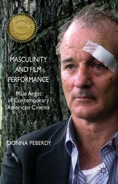 Masculinity and Film Performance - Coverbild