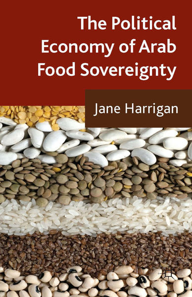 The Political Economy of Arab Food Sovereignty - Coverbild