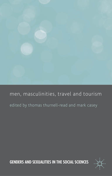 Men, Masculinities, Travel and Tourism - Coverbild