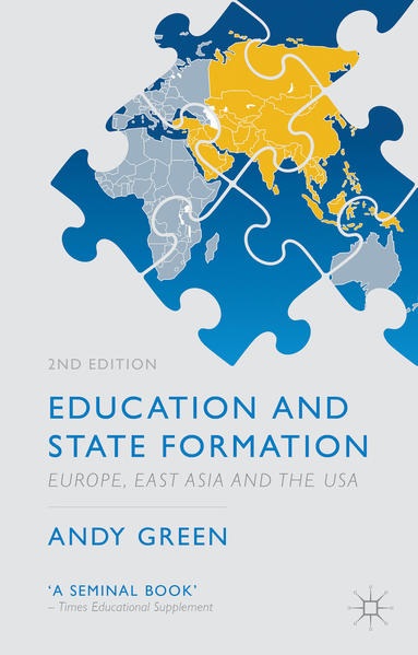 Education and State Formation - Coverbild