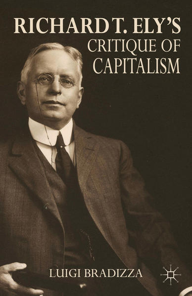 Richard T. Ely's Critique of Capitalism - Coverbild