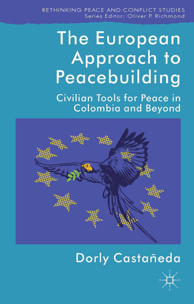 The European Approach to Peacebuilding - Coverbild