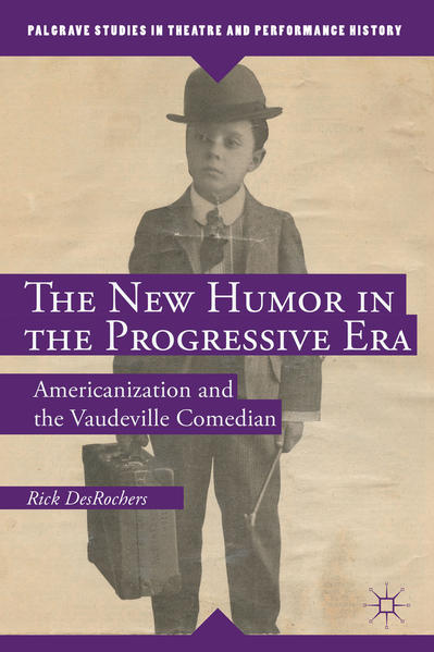 The New Humor in the Progressive Era - Coverbild