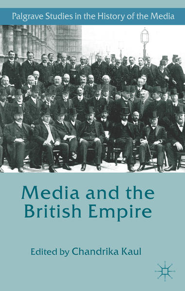 Media and the British Empire - Coverbild