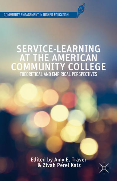 Service-Learning at the American Community College - Coverbild
