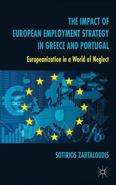 The Impact of European Employment Strategy in Greece and Portugal - Coverbild