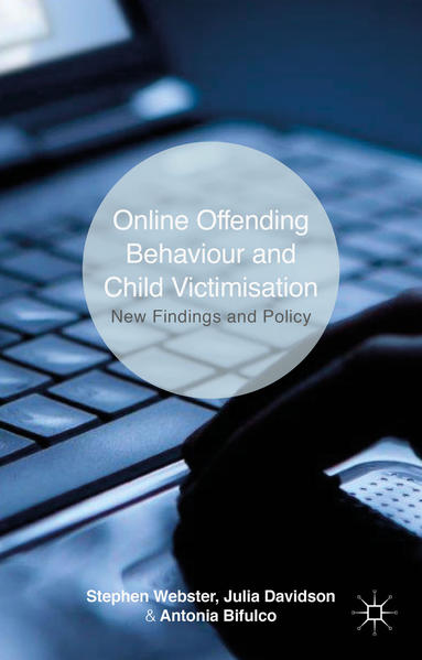 Online Offending Behaviour and Child Victimisation - Coverbild