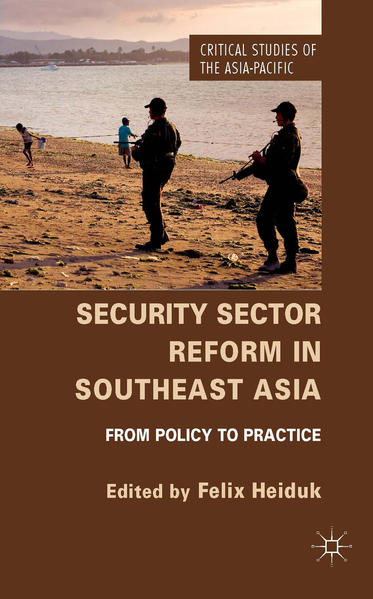 Security Sector Reform in Southeast Asia - Coverbild