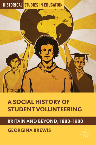 A Social History of Student Volunteering - Coverbild