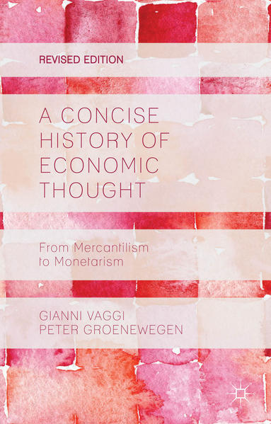 A Concise History of Economic Thought - Coverbild