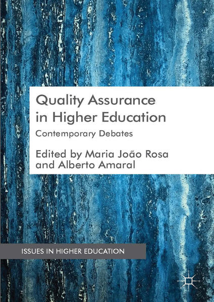 Quality Assurance in Higher Education - Coverbild