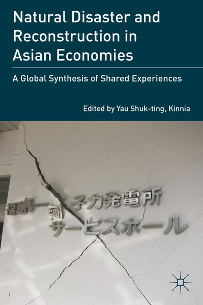Natural Disaster and Reconstruction in Asian Economies - Coverbild