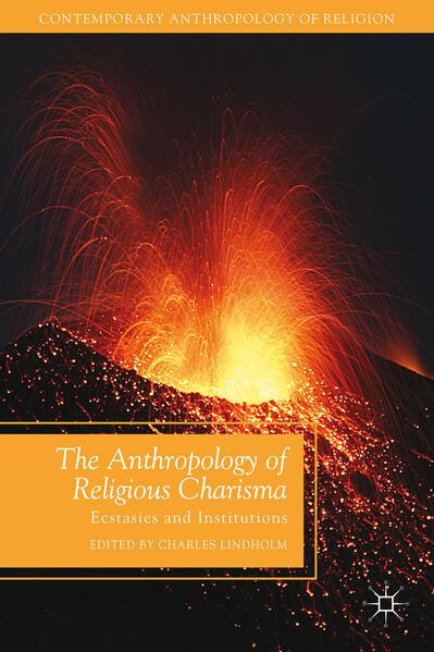 The Anthropology of Religious Charisma - Coverbild