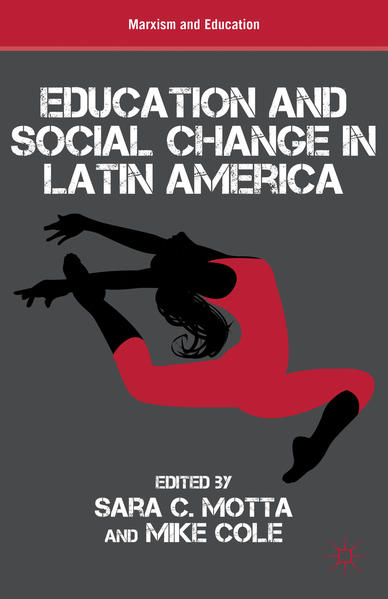 Education and Social Change in Latin America - Coverbild