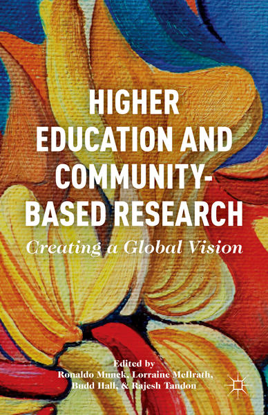 Higher Education and Community-Based Research - Coverbild