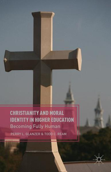 Christianity and Moral Identity in Higher Education - Coverbild