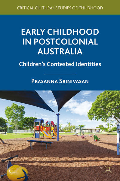 Early Childhood in Postcolonial Australia - Coverbild