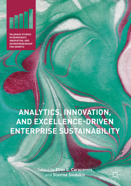 Analytics, Innovation, and Excellence-Driven Enterprise Sustainability - Coverbild