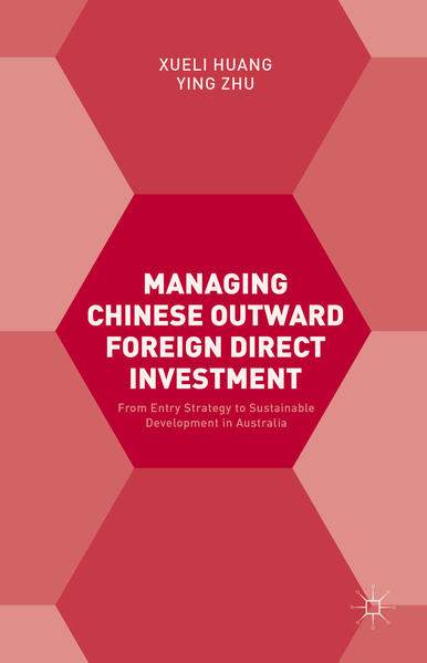 Managing Chinese Outward Foreign Direct Investment - Coverbild