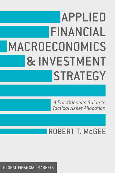 Applied Financial Macroeconomics and Investment Strategy - Coverbild