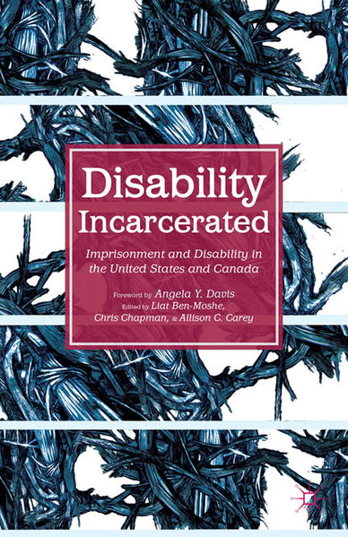 Disability Incarcerated - Coverbild