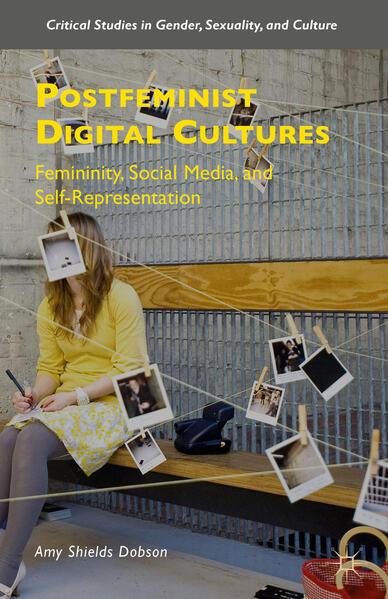 Postfeminist Digital Cultures - Coverbild