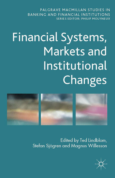Financial Systems, Markets and Institutional Changes - Coverbild