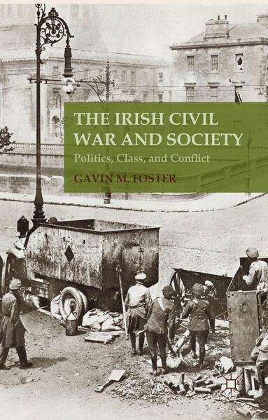 The Irish Civil War and Society - Coverbild