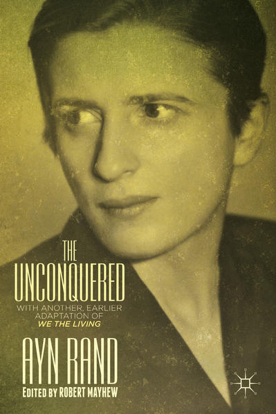 The Unconquered - Coverbild