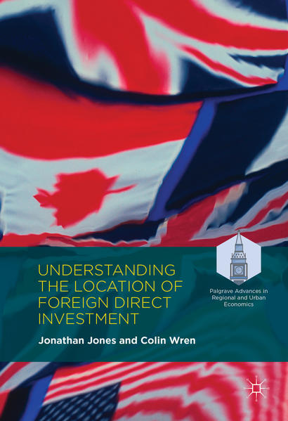 Understanding the Location of Foreign Direct Investment - Coverbild