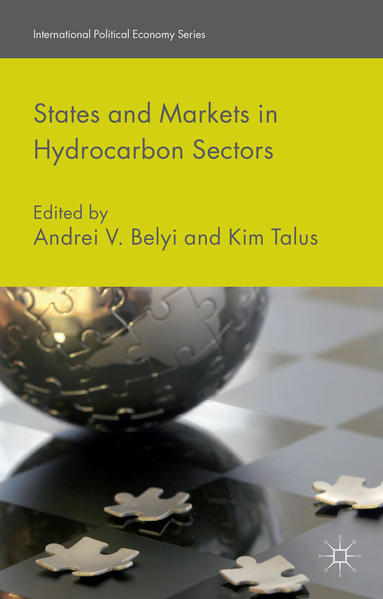 States and Markets in Hydrocarbon Sectors - Coverbild