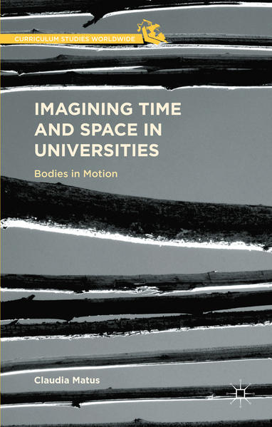 Imagining Time and Space in Universities - Coverbild