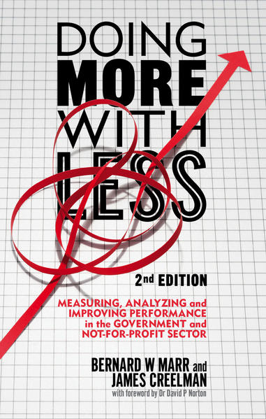 Doing More with Less 2nd edition - Coverbild