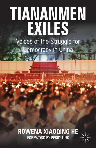 Tiananmen Exiles - Coverbild