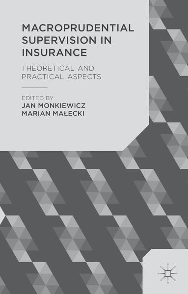 Macroprudential Supervision in Insurance - Coverbild