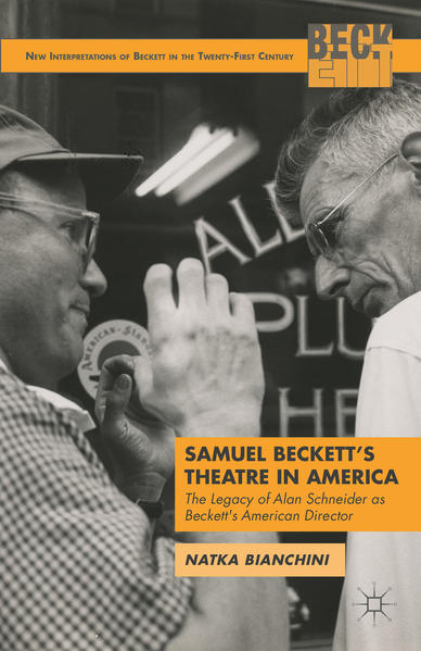 Samuel Beckett's Theatre in America - Coverbild