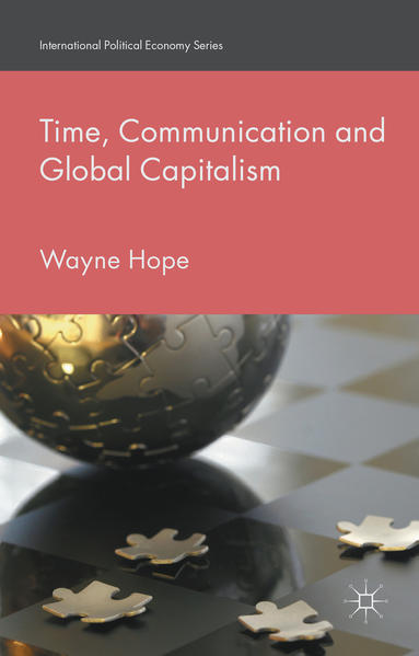 Time, Communication and Global Capitalism - Coverbild