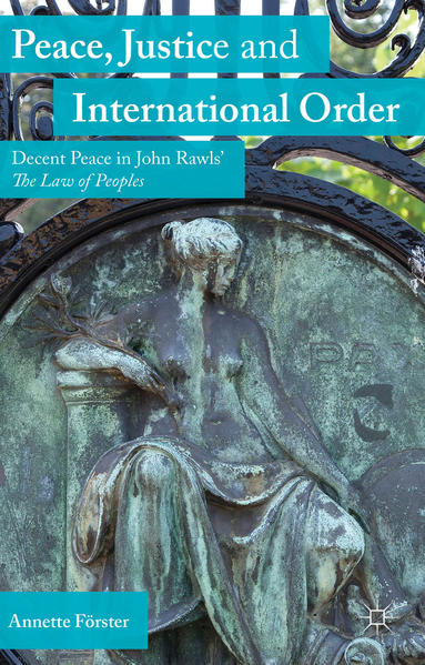 Peace, Justice and International Order - Coverbild