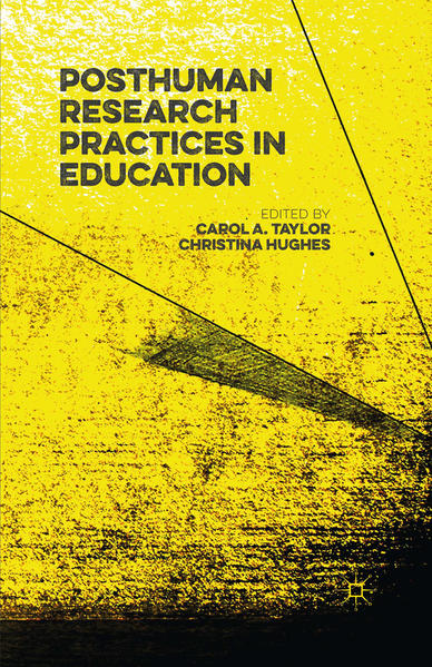 Kostenloser Download Posthuman Research Practices in Education PDF