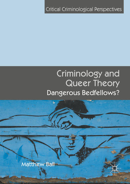 Criminology and Queer Theory - Coverbild