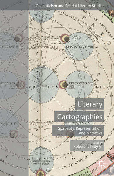 Literary Cartographies - Coverbild