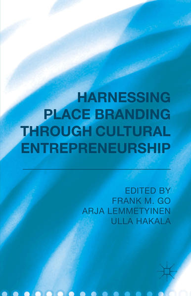 Harnessing Place Branding through Cultural Entrepreneurship - Coverbild