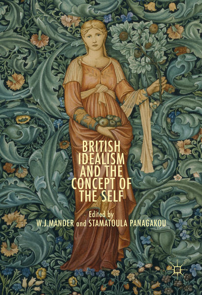 British Idealism and the Concept of the Self - Coverbild
