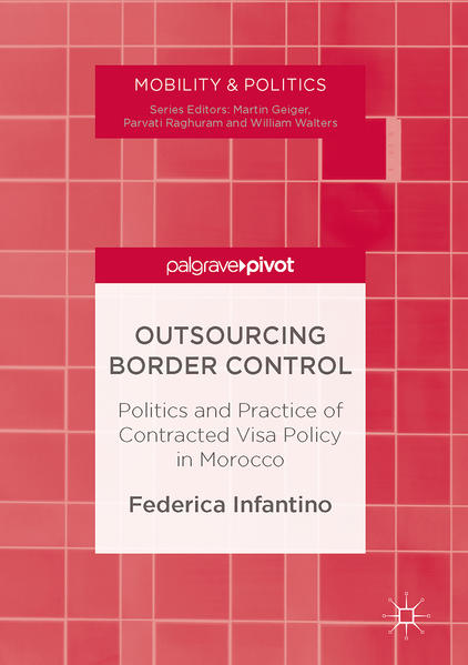 Outsourcing Border Control  - Coverbild
