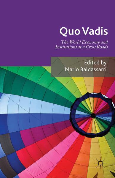 Quo Vadis - Coverbild