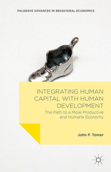 Integrating Human Capital with Human Development - Coverbild