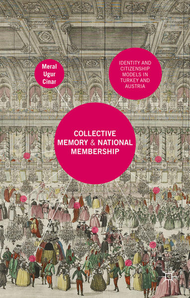 Collective Memory and National Membership - Coverbild