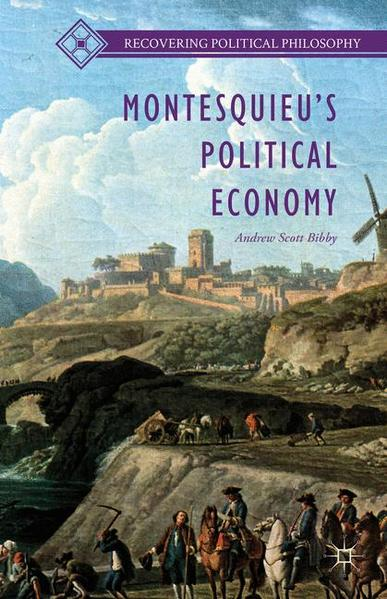 Montesquieu's Political Economy - Coverbild