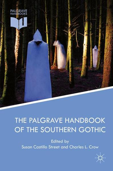 The Palgrave Handbook of the Southern Gothic - Coverbild